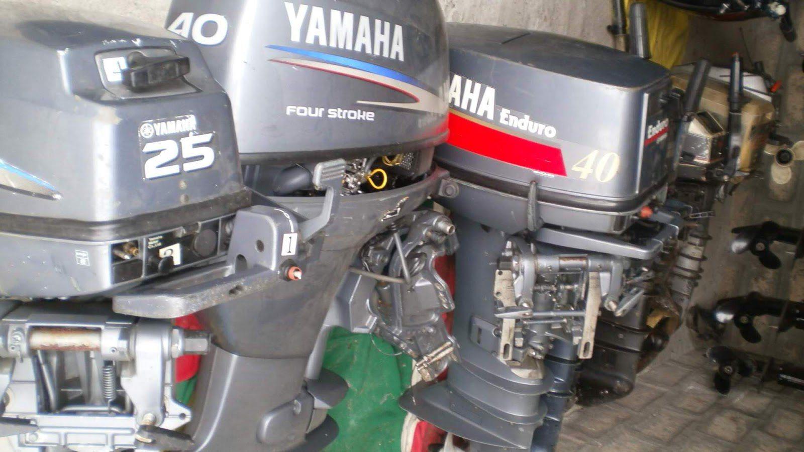 Yamaha Hp on Yamaha Banche Engine